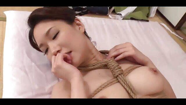 جین ژو هی دختر کره ای پورنو استار داستان و فیلم سوپر جنسی یاکوزا ، رئیس ژاپنی -000